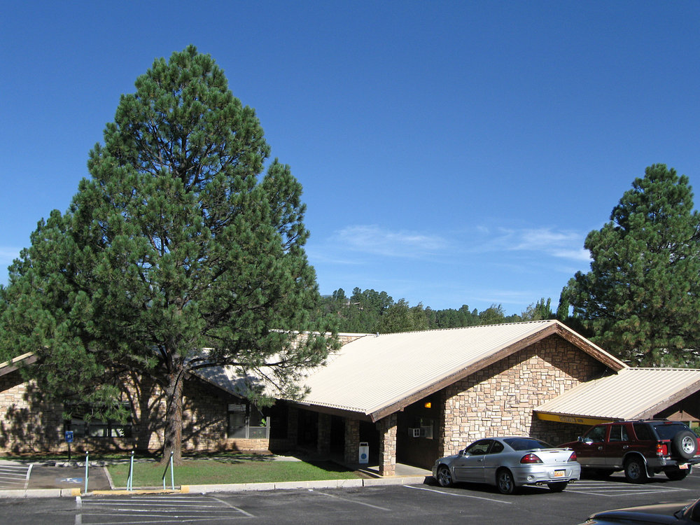 Ruidoso Village Hall, 313 Cree Meadows Drive.