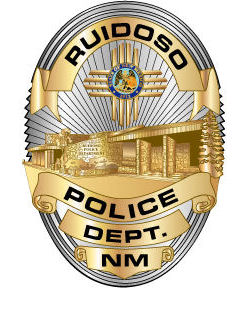 Ruidoso Police Department Badge