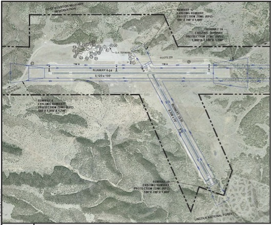 Sbra Runway Information Ruidoso Nm