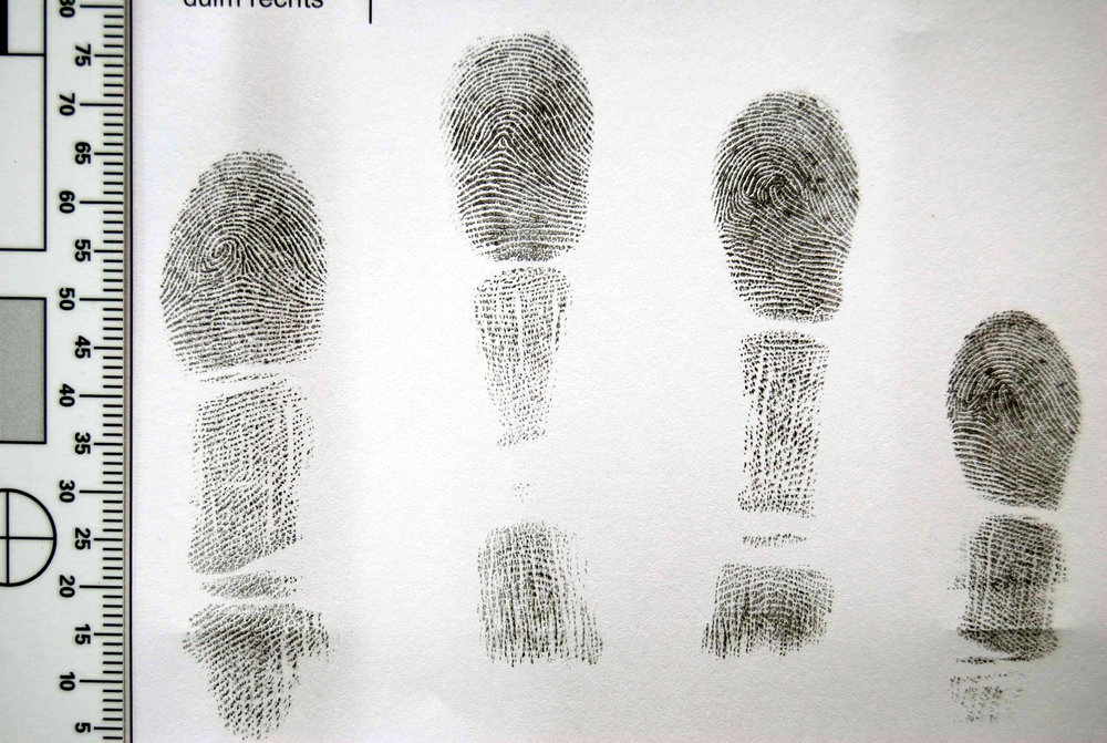 Village of Ruidoso Police Department Fingerprinting Services
