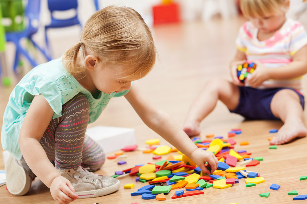 Ruidoso Community Center Mom & Tots Playgroup