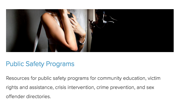 Ruidoso Police Department Public Safety Programs