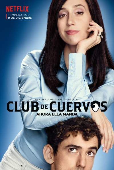Club de Cuervos (Temporada 2)