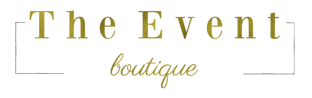Logo design for The Event Boutique