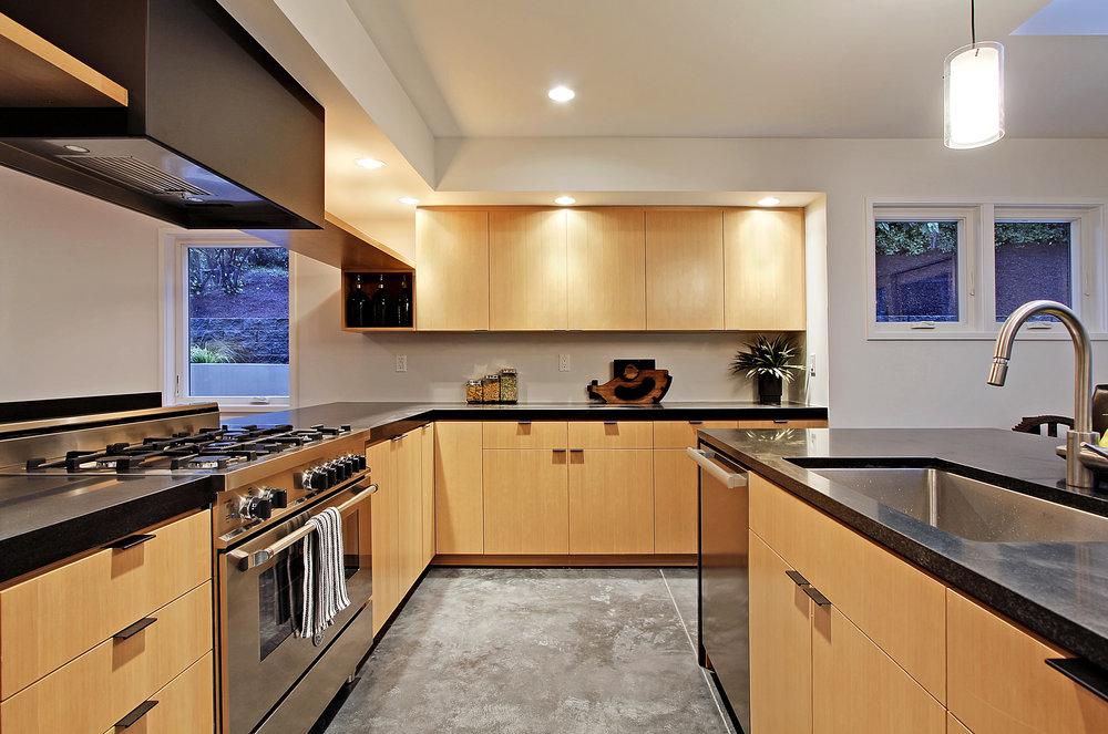 Creative Custom Kitchen Design
