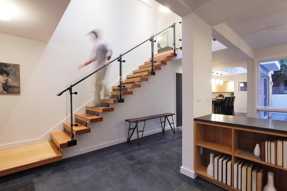 Fir Stair