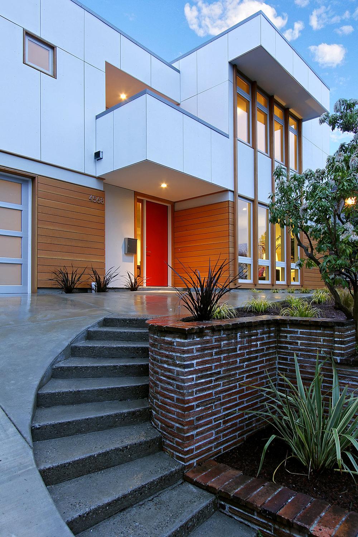 Hawthorne Hills Modern Architecture