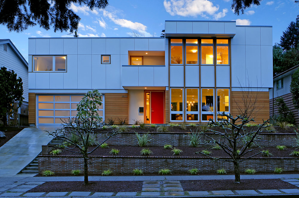 Seattle Modern Residential Architecture