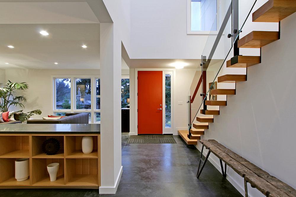 Modern Concrete Floors