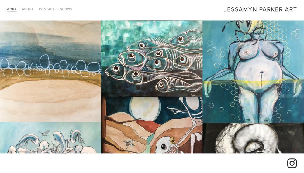 Jessamyn Parker — Artist