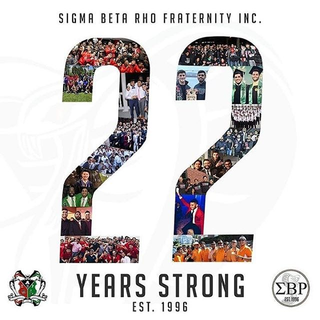 On this day, 22 years ago, Sigma Beta Rho Fraternity Inc, was founded by 8 visionary men. The principles of Society, Brotherhood, and Remembrance continue to guide our brotherhood till this day.  Happy Founders Day to the best fraternity out there, Sigma Beta Rho.  #sigrho #sigmabetarho #foundersday #happyfoundersday #society #brotherhood #remembrance