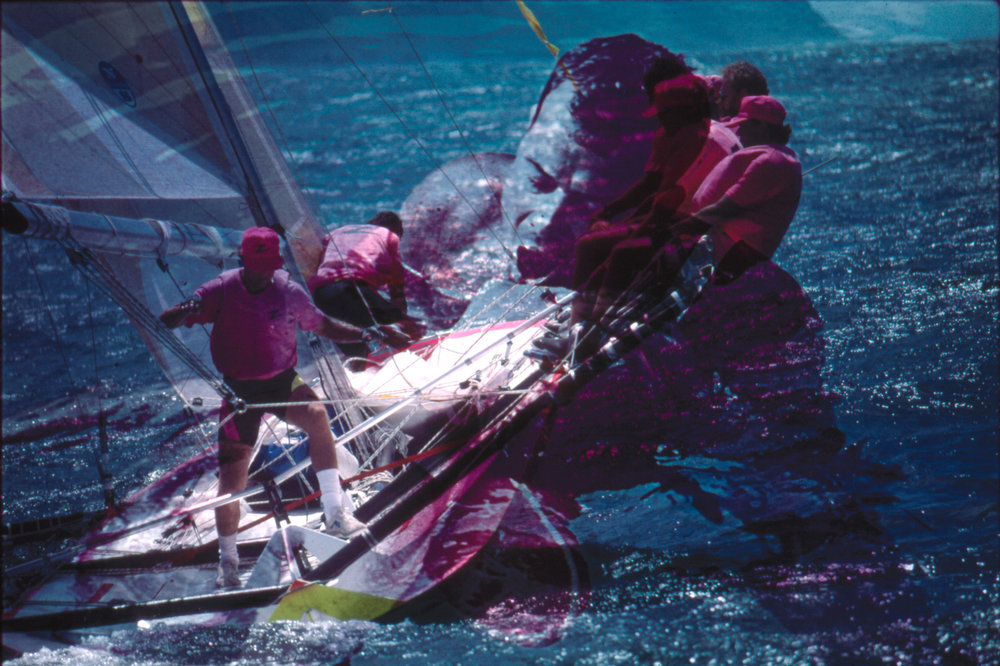 Sailing Incident
