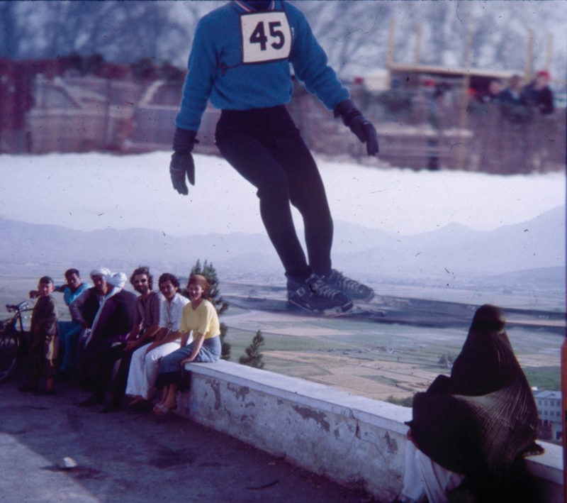 Arab Spring Skiing