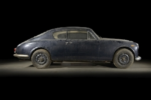 The original donor car was a Series 6 'barn find' B20GT needing a complete restoration
