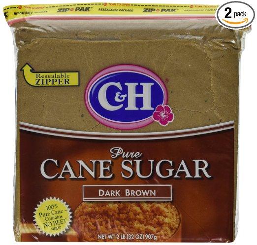 1 (1lb) box dark brown sugar