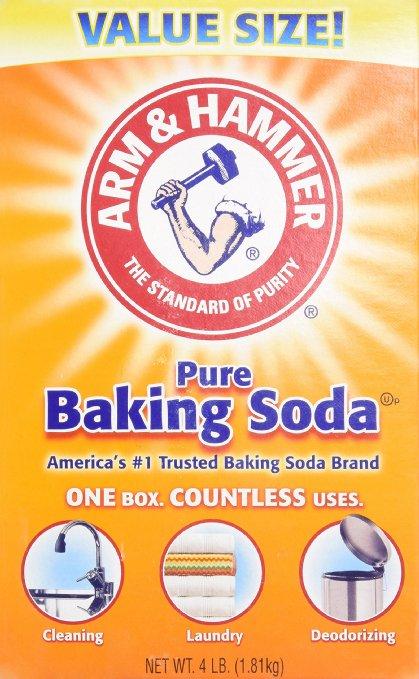 1 1/2 tsp baking soda