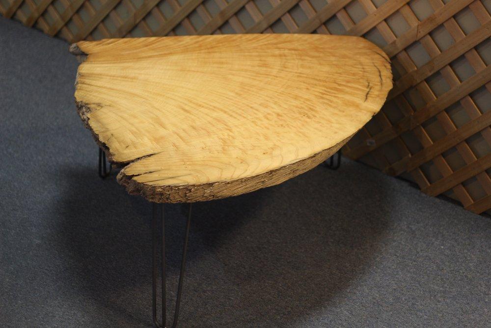 Oregon Oak Live Edge Table $799