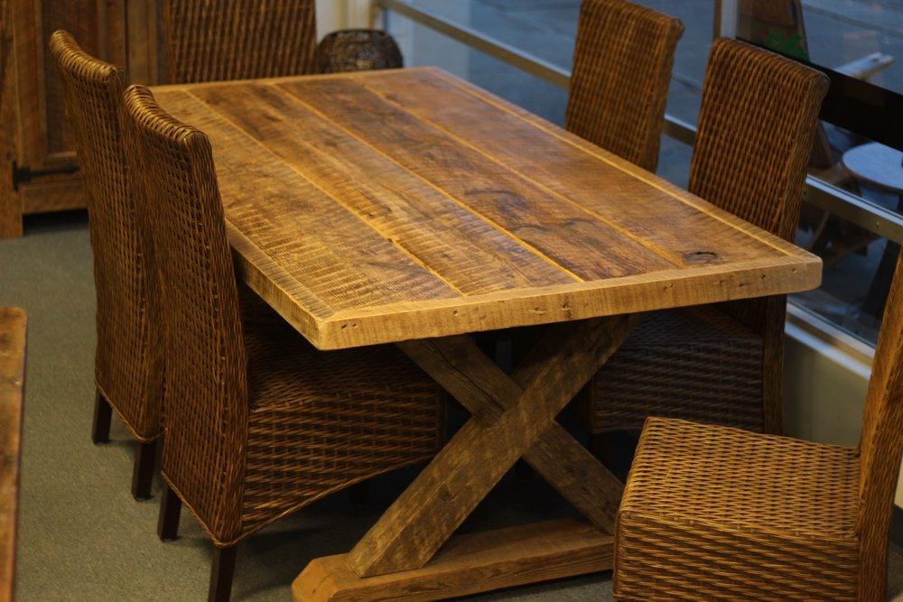 Barnwood Table $1395