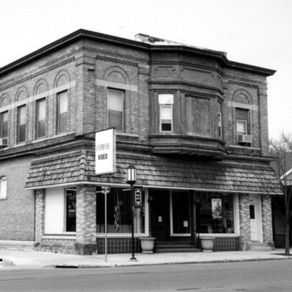 MAIN STREET AWARD WINNER 2017   Henry Hamm Building (1897)   101-103 North Main St. | Mayville, WI   WTHP project info    Wisconsin Historical Society Record