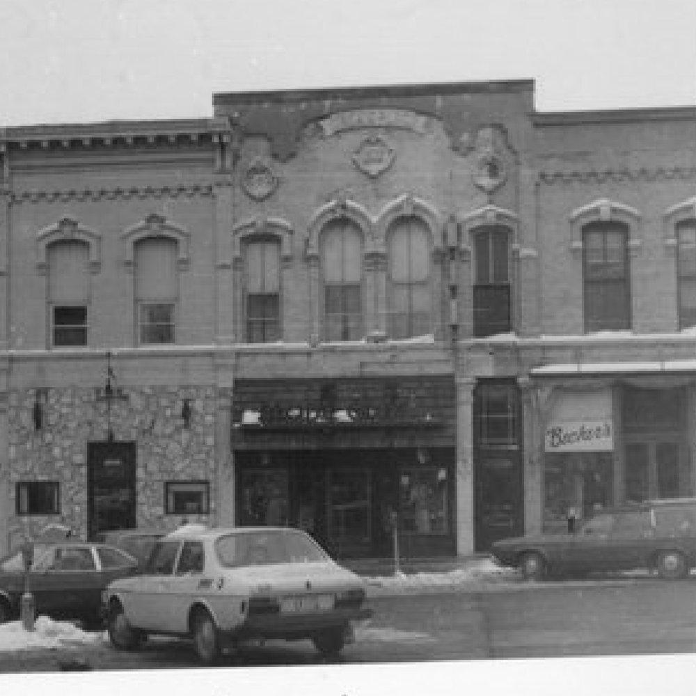 COMMERCIAL AWARD WINNER 2017   Treats Block (1872)   1005 16th Avenue | Monroe, WI   WTHP project info    Wisconsin Historical Society Record