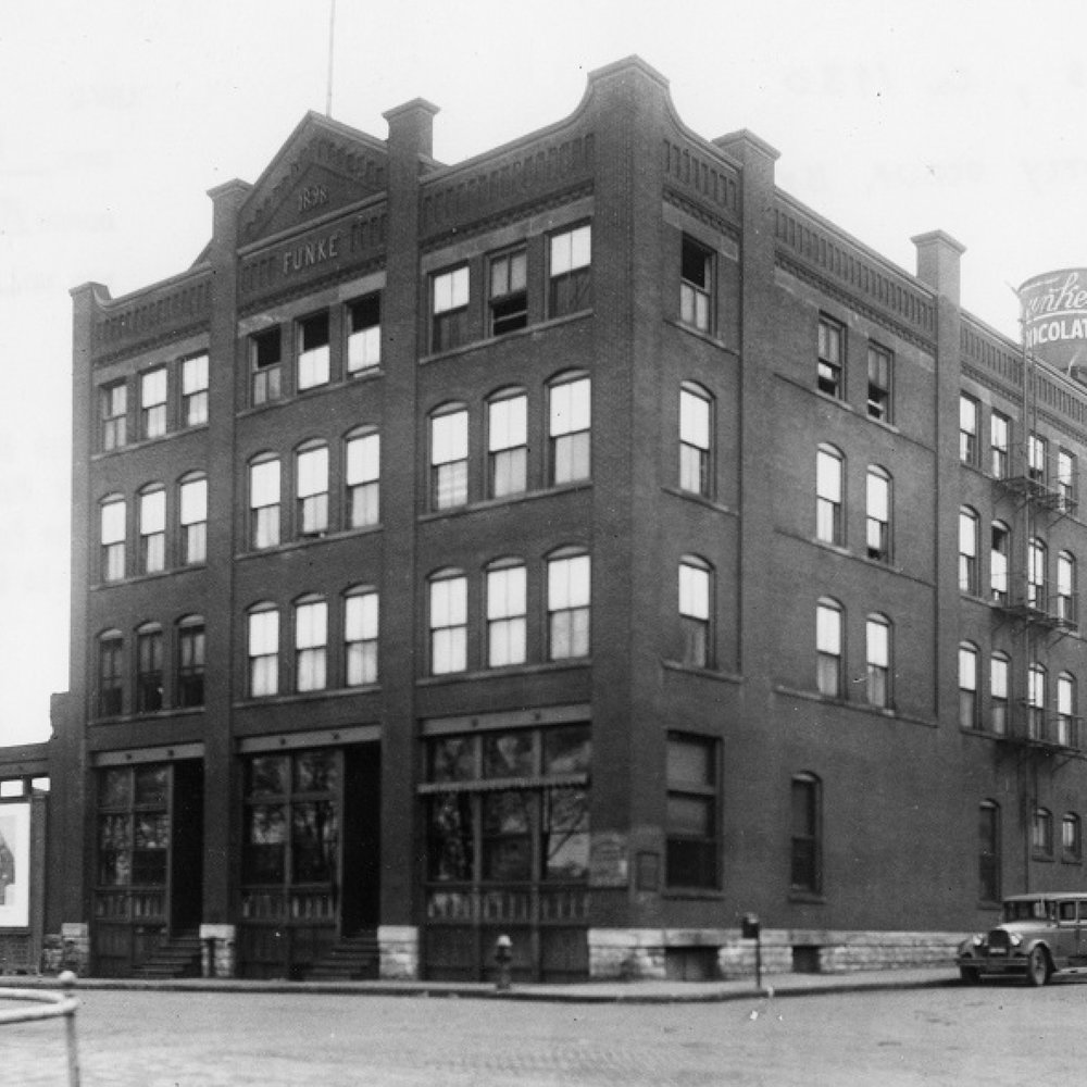 COMMERCIAL AWARD WINNER 2017   Funke Candy Co. Building   101 State Street | La Crosse, WI   WTHP project info    Wisconsin Historical Society Record