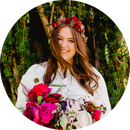 Bridal Musings Claire McGowran