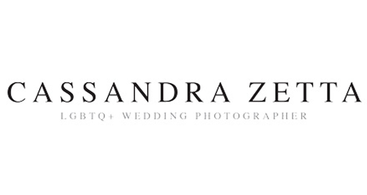 Cassandra Zetta - LGBTQ+ Wedding Photographer