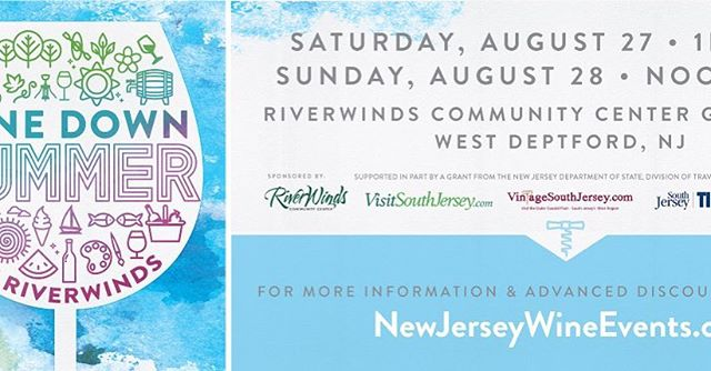Come and join us at the Riverwinds Wine Festival this weekend! http://ow.ly/ZgZA303rI0P