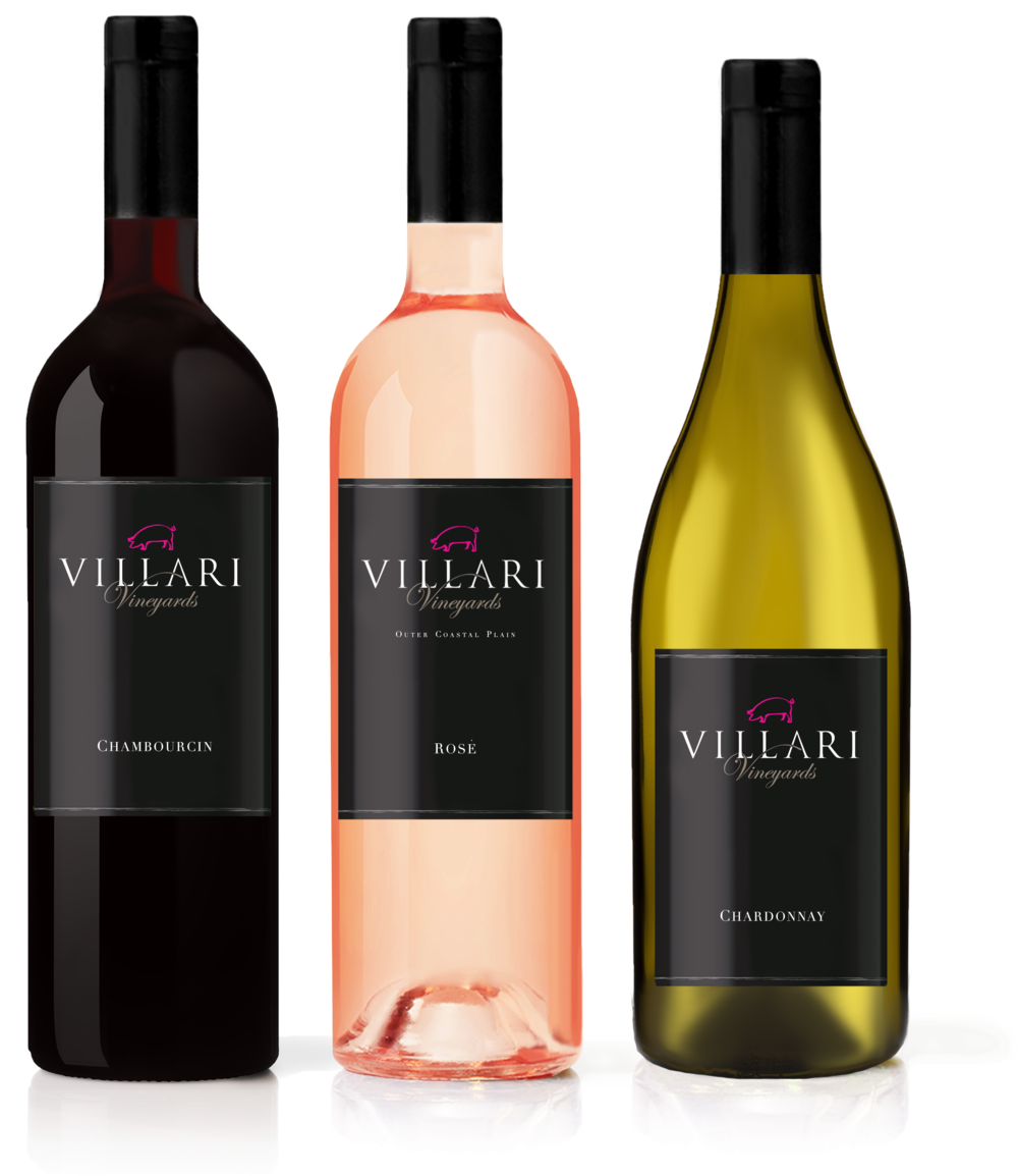 VILLARI VINEYARDS WINE