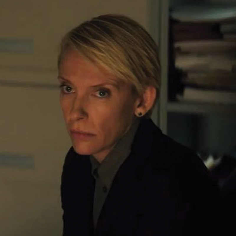 Toni Collette  as Angela Zamparo