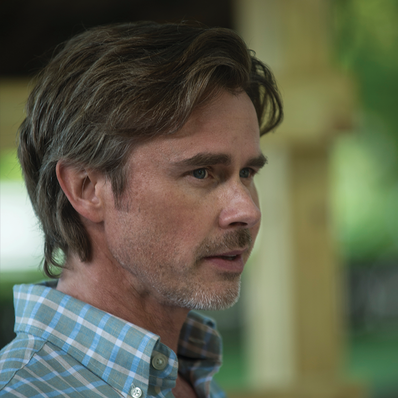 Sam Trammell  Gerry Conway