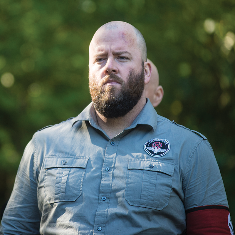 Chris Sullivan as Andrew Blackwell