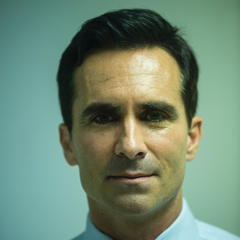 Nestor Carbonell  as Tom Hernandez