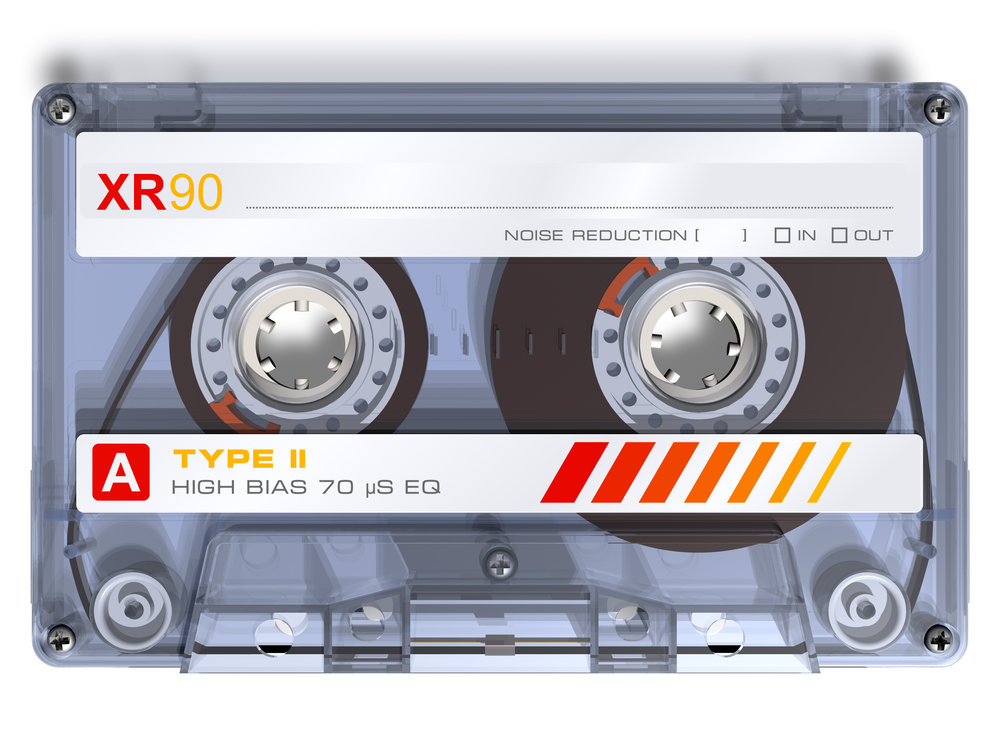 Let's face it… cars don't come with tape decks anymore.  - We can transfer your cassette tapes, vinyl records and reel-to-reel tapes to high quality audio files, or CDs.