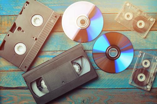 columbus vhs to dvd service