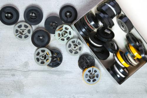 convert 8mm film to digital