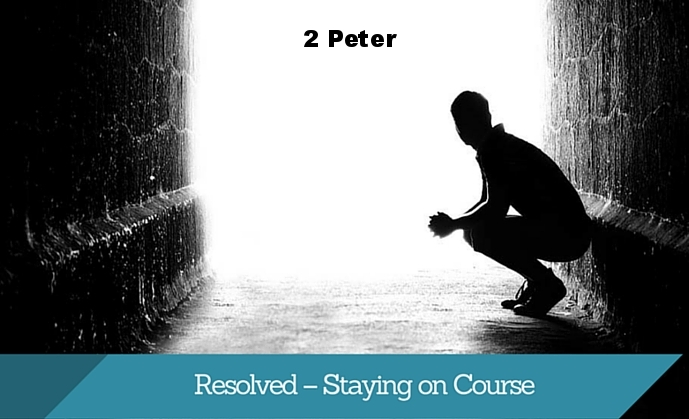 Resolved - Study on 2 Peter