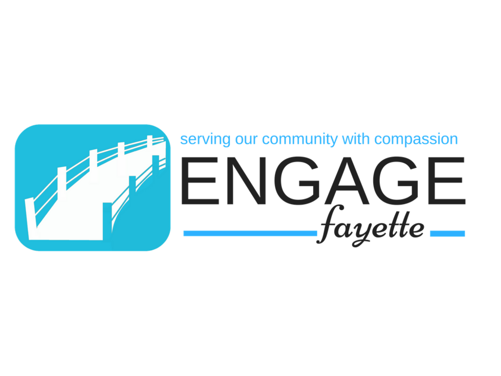 Community - Engage Fayette is our expression of compassion and care for our community. In response to Jesus' teaching and example, Engage Fayette enables us to be both the salt of the earth and light of the world. (Matt. 5:13,14).Serving our community is at the heart of Engage Fayette. Building upon our church's deep commitment to global concerns, we are extending our efforts to bring help, hope, and compassion to the neighbors and friends of our community.