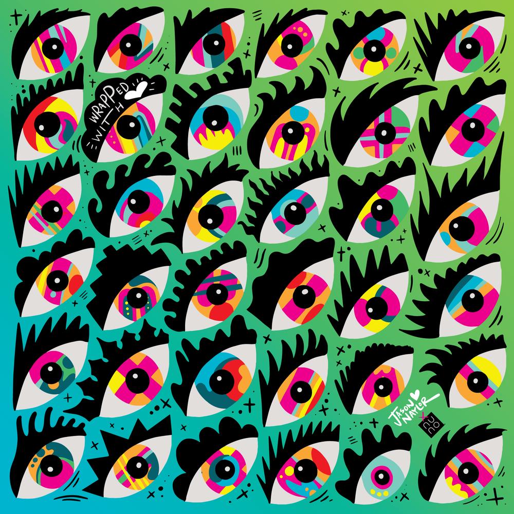 - Wide-Eyed X Jason Naylor