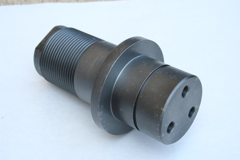 CNC Turned Part - Material: 4140 - Heat treated
