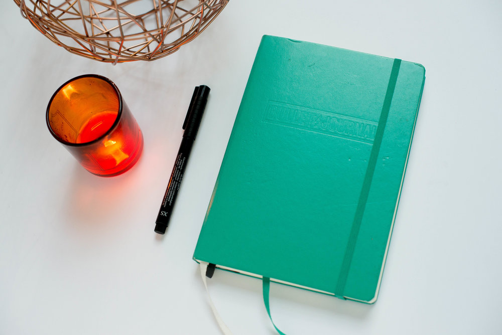 setting priorities and the bullet journal review