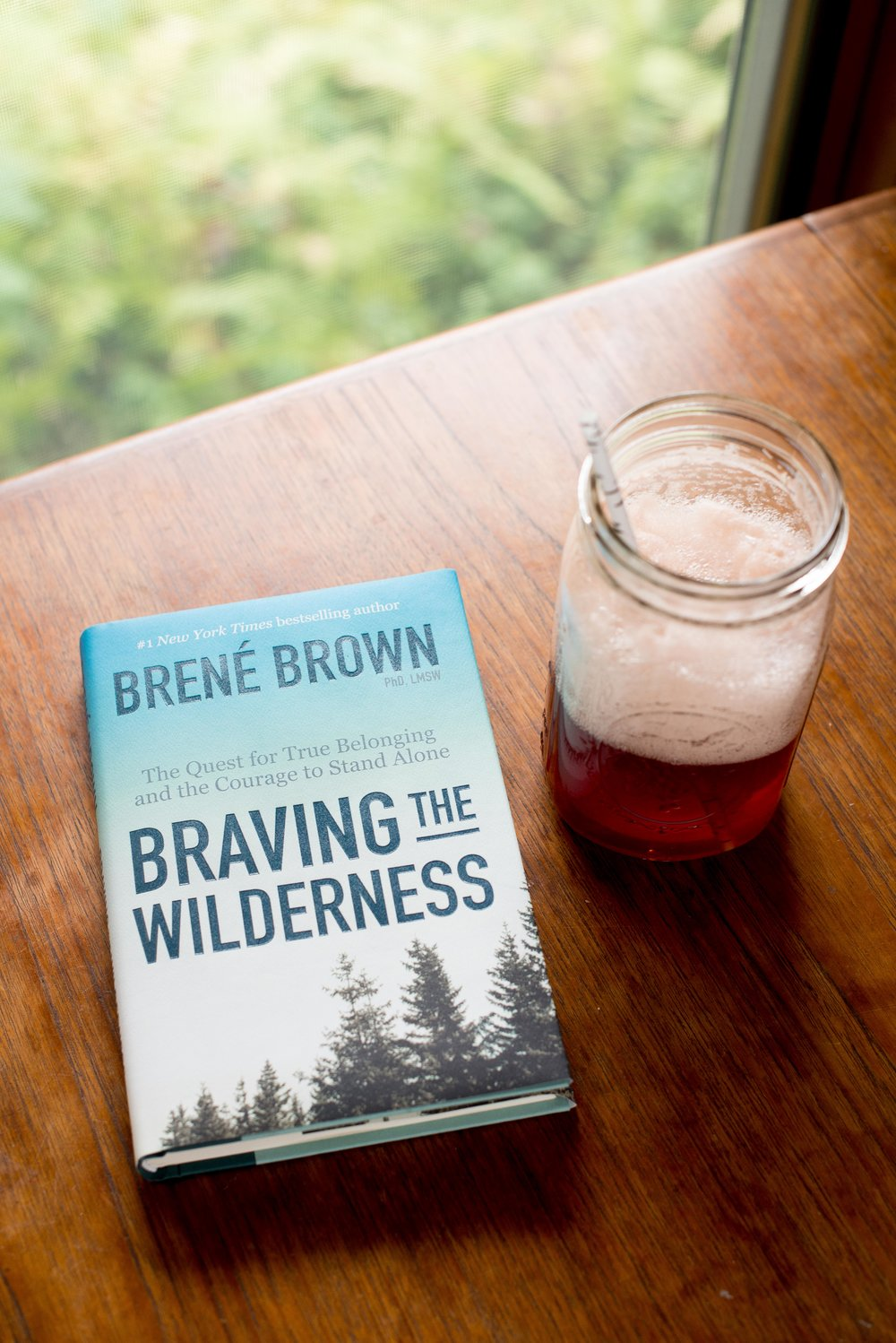 Brene Brown - Braving the Wilderness