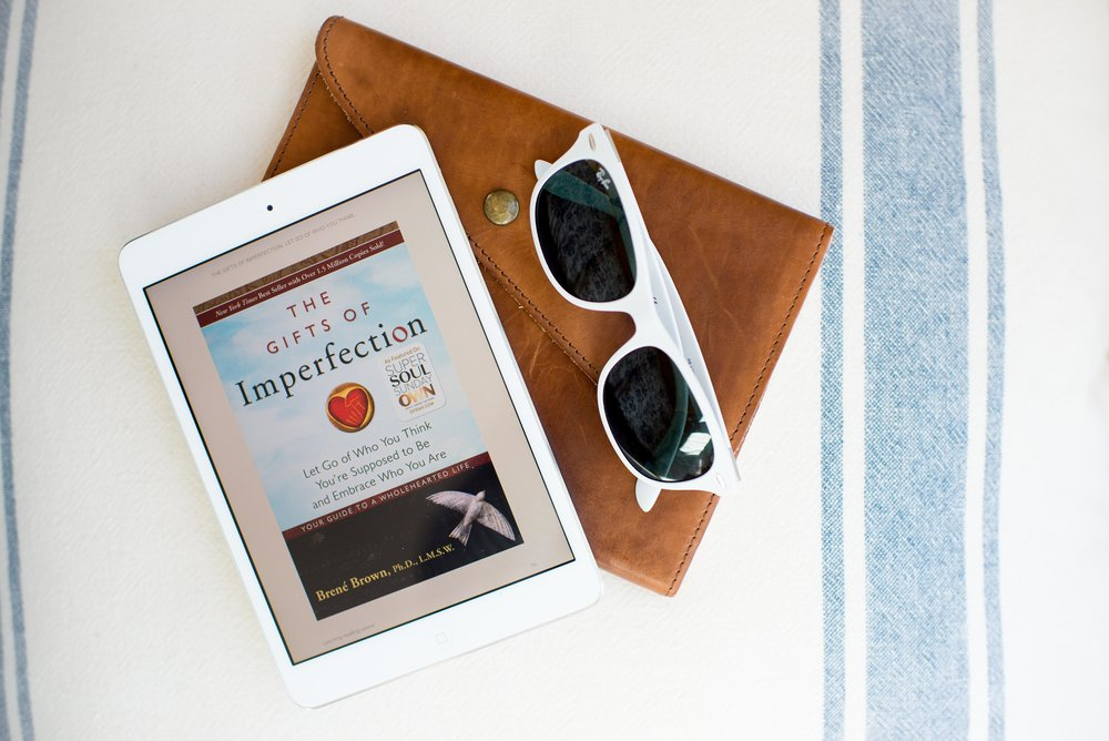 book review the gifts of imperfection by brene brown