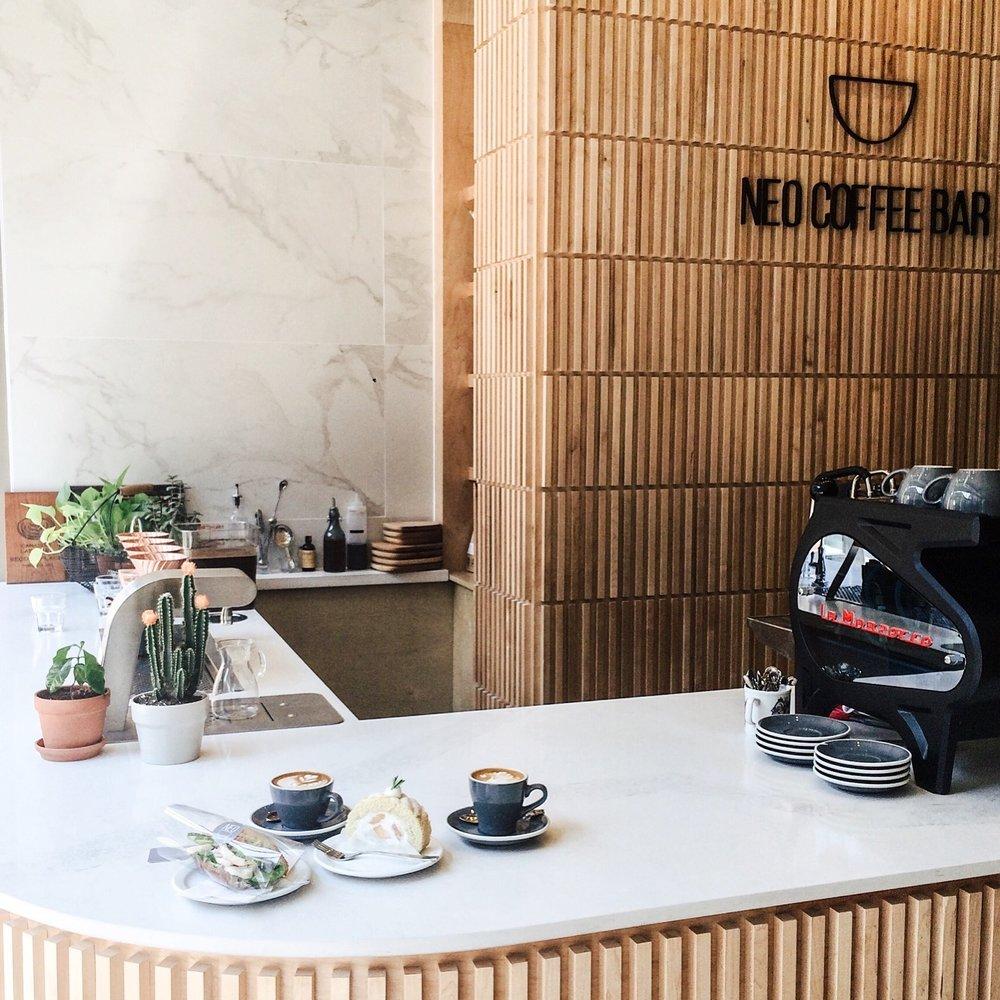 Kim: Neo Coffee Bar