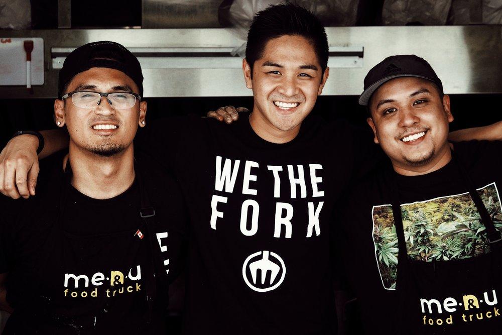 Joe Tillo, Bryan Siu-Chong, Hiram Sales