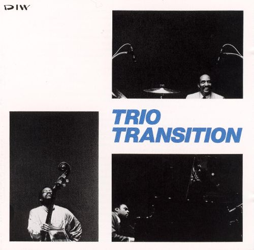 Trio Transition - Mulgrew Miller, Reggie Workman, Freddie Waits  The first record by the group discussed  here . A very tame, straight ahead record by comparison, missing all the edgy flair of the later session with Oliver Lake. It's outta print, expensive, and forgettable.