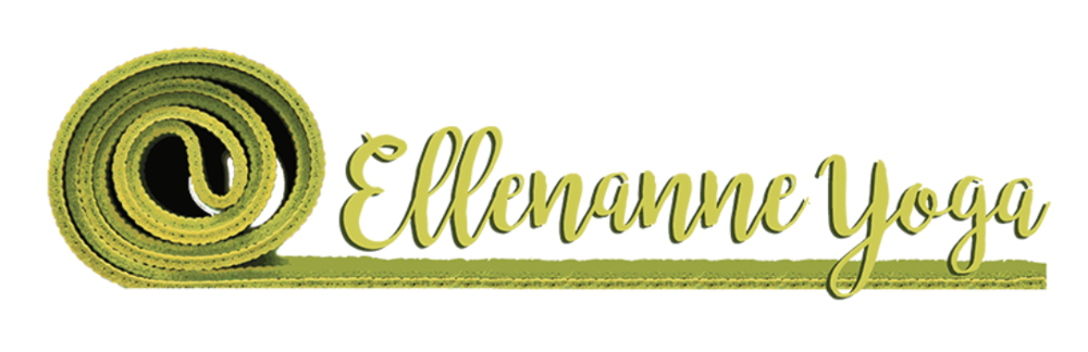 Logo Design - Ellenanne Yoga