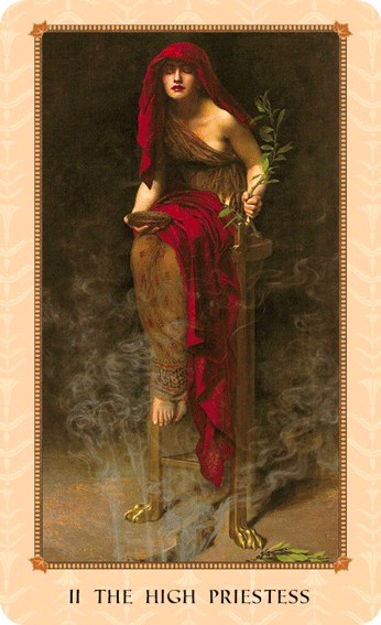 Tarot of Delphi