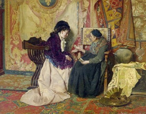 The Fortune Teller, Maccari