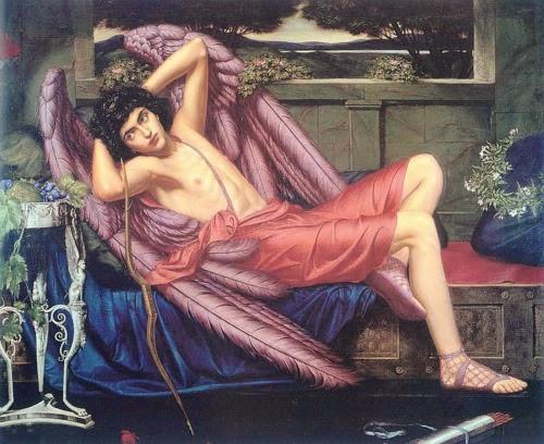 Eros. Sidney Meteyard